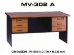 Meja Kantor VIP MV–302 A
