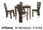 Fortuna Athena W Minimalis 4 K+Mj