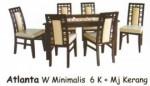 Fortuna Atlanta W Minimalis 6 K + Mj Kerang