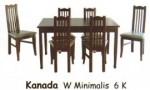 Fortuna Kanada W Minimalis 6 K