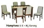 Fortuna Hamptons 6 K + Mj Kerang