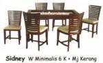 Fortuna Sidney W Minimalis 6 K + Mj Kerang