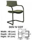 DOV IV COT Kursi Utility Indachi