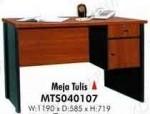 Meja Tulis MTS040107 Seri Venus OLYMPIC
