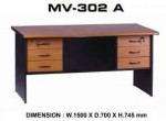 Meja Kantor VIP MV – 302 A