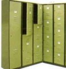 locker besi elite Locker 5 Pintu