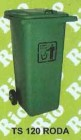 Tempat Sampah Rio TS 120 RODA