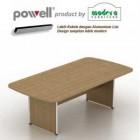 Meja Meeting Rapat Powell 240