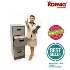 Filling Cabinet 3 Laci Koenig 3D