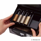 CARL Cash Box 8 inch [CB-8300] – Silver