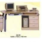 Meja komputer Aditech XE 08 (160cm)