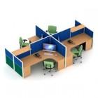 Partisi kantor Uno Premium 9