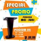 Promo Periode Mei-Juni 2018