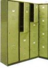 locker besi elite 4 pintu